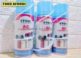 PROMO Ac Cleaner Claner Pembersih Maintenance Ac  Dan Rumah Merk Stoul