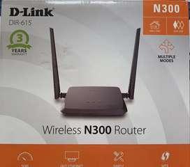 D-Link DIR-615 Wireless N300 Router
