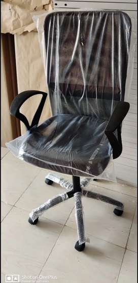 60 Office Chair or Revolving Chair or Mesh Chair Brand New