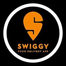 Swiggy job - food delivery