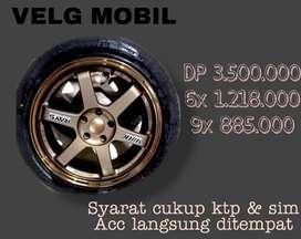 Ready velg mobil gaes