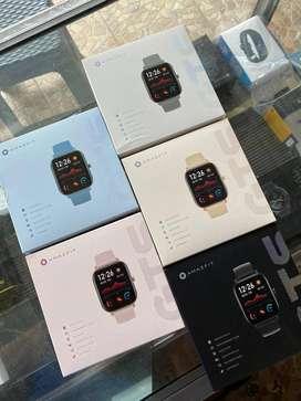 International Smartwatch Xiaomi Amazfit GTS Garansi 1 Tahun ORI 100%