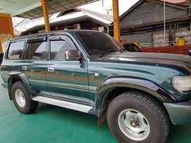 Toyota Landcruiser VX 80 Turbo
