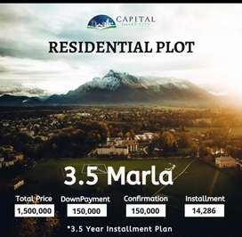 3.5 marla capital smart city villas for sale