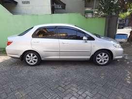Jual mobil honda city 1.5 idsi tahun 2007, bensin, manual, plat L