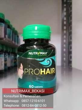 Nutrimax Pro Hair 60 tablet vitamin kesehatan rambut dan kulit