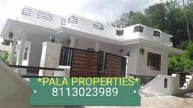 BEAUTIFUL/ BRAND NEW HOUSE SALE /IN PALA /PONKUNNAM/ HIGHWAY/ NEAR