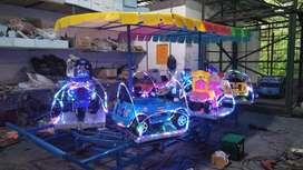 ER1 odong odong full fiber robocar  kereta panggung asli cv ilham