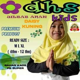 Jilbab Anak Instant , DHS