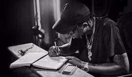 Song lyrics writing & Composition