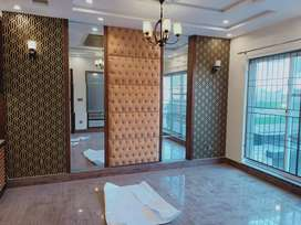 12 Marla Brand New Lower Portion For Rent in Tulip Block Bahria Town.