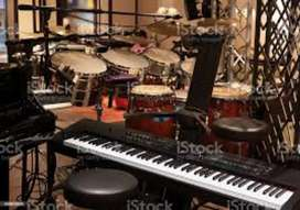 Home tuition for drums and piano trivandrum