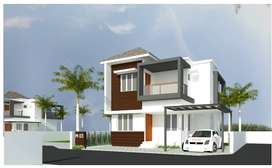 Affordable 3BHK Villas Starting 38.90 Lakhs | Opp. PK Das Medical