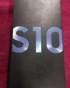 Samsung Galaxy s10 brand new