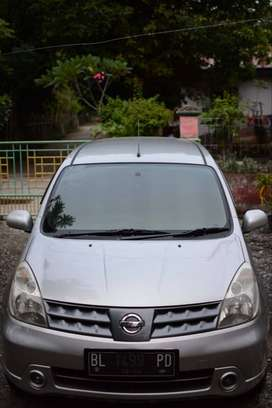 Nissan Grand Livina 1.5 tipe XV 2010 Manual Plat BL