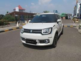 Suzuki Ignis GX AT 2017 low km pajak panjang 6-2021