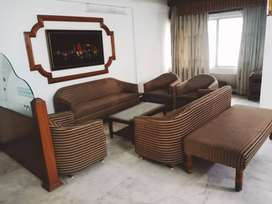 3 BHK FURNISHED FLAT 27K FOR RENT IN CLARK TOWN PRIME LOCATION