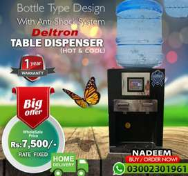 Table Top Dispensers