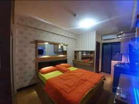Disewakan unit apartemen grand Pramuka city 2kamar/studio free WiFi
