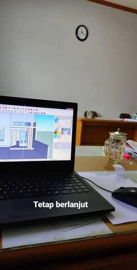 Jasa Menggambar IMB dan Gambar Kerja Rumah Tinggal