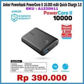 Powerbank PowerCore ANKER ORIGINAL GARANSI 18 BULAN RESMI - READY