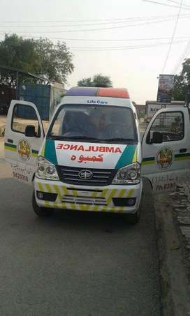 ambulance for sale