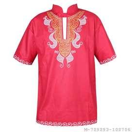 Baju atasan Koko pria Ibrahim (COD)