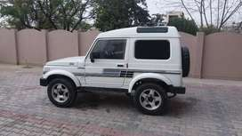 good condition total genion non accidental vvip jeep