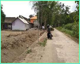 Kavling Prambanan Selatan Exit Tol Jalan Lebar Angsur 12 X