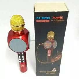 Microphone wireless speaker