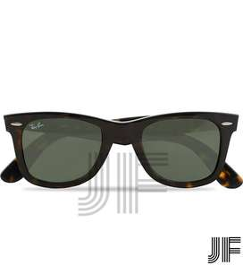 Authentic Ray Ban Classic Wayfarer Sunglasses