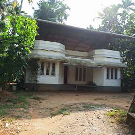 20 cent.3 bedrooms house for sale in valiyapazhambilly thuruth