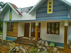 1000 Sqft villa 34 Lacs Mulayam, thrissur