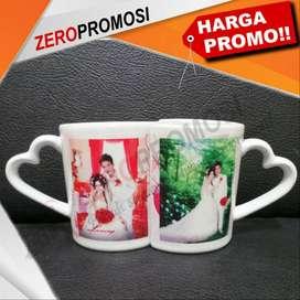 souvenir mug pasangan / mug couple