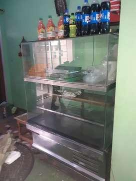 Display sweet counter