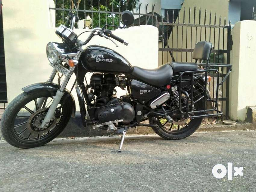 Reliable Thunderbird in good condition, ready for long tour 0