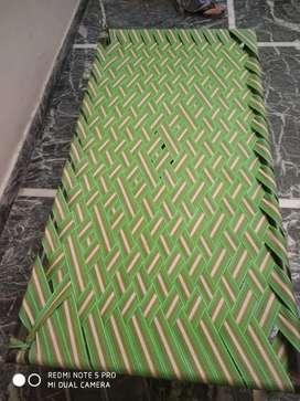 Steel pipe single bed 2.5 feet×5feet sale
