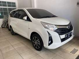 Toyota Cayla G manual 2021 bln 4