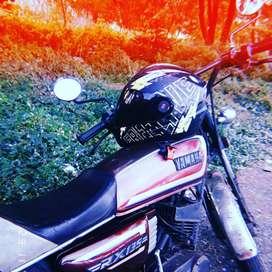 Yamaha Rx 135