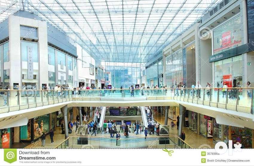 various vacancies in Retail in Airport Terminal-3 0