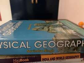 Geography for UPSC
