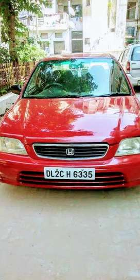 Honda City 1998 CNG & Hybrids 90000 Km Driven