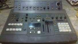 Sony DFS-500 mixer video