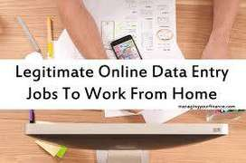 Wanted Home Based Workrs For Doing Simple Typing Data Entry Work