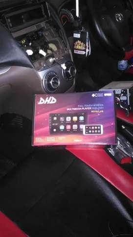 sound system audio head unit android processor boks custom pilar led