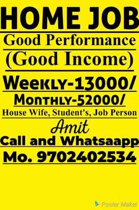 Good performance good salary