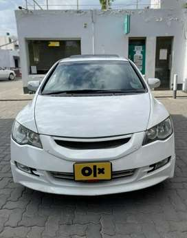 Honda Civic Vti Oriel Prosmatec 1.8  2010 Full Optional