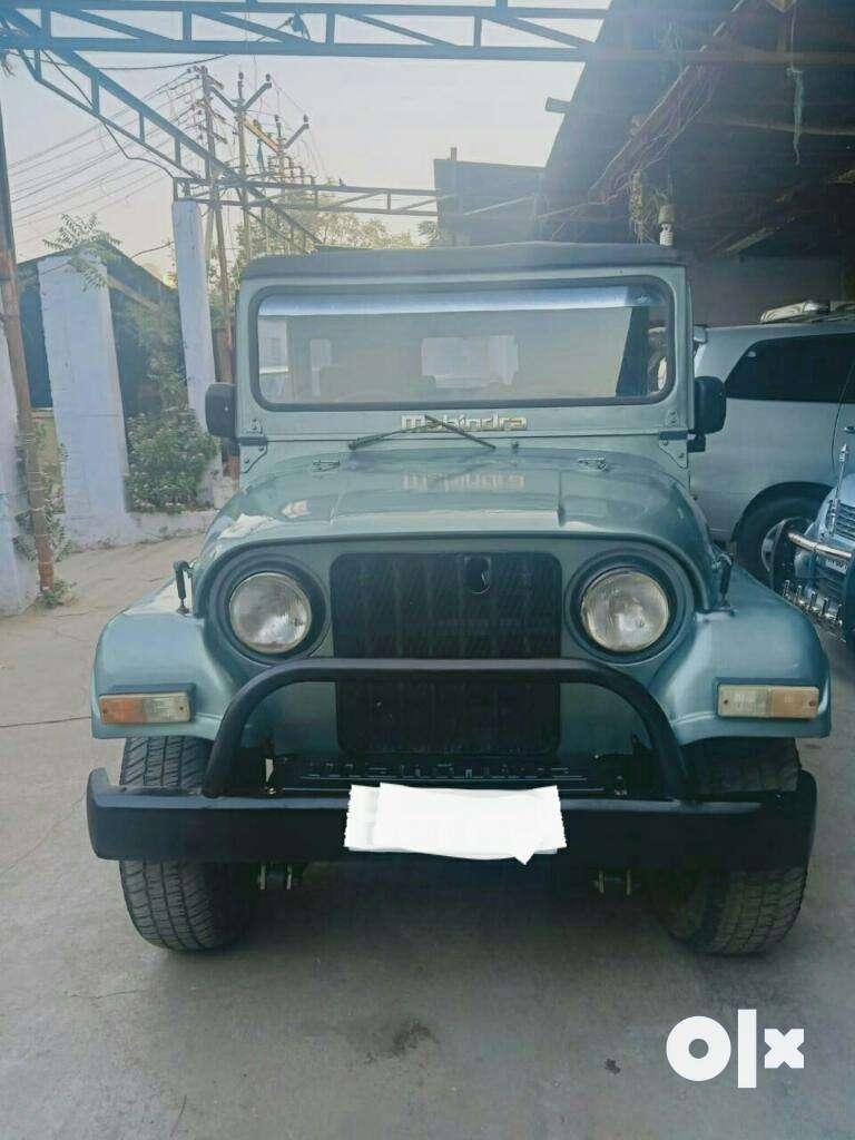 Mahindra Armada, 1993, Diesel 0
