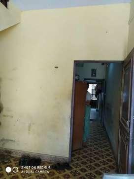 At GF/2 Room Kitchen, Raw House for Rent in Karelibaug, Amit Nagar