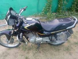 TVS Fiero 2002 model for sale in Barmer, Rajasthan. Owner in Defence.
